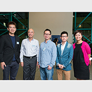 HKUST ALUMNI ENTREPRENEUR SERIES<br />