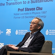 Energy, Climate Change and the Transition to a Sustainable World